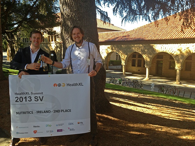 Silver in Silicon Valley!