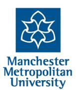 ~ Jack Stapleton - Manchester Metropolitan University