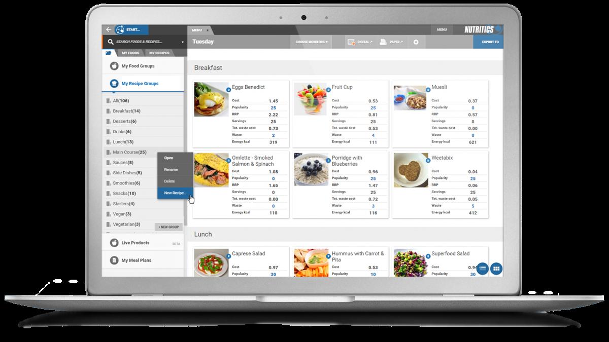 Nutritics 5.0 is now live!