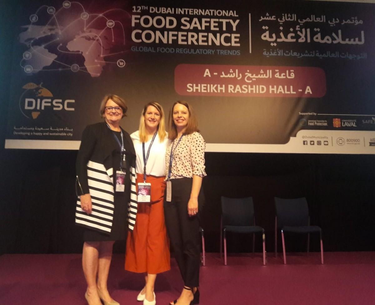 dubai international conference on food safety