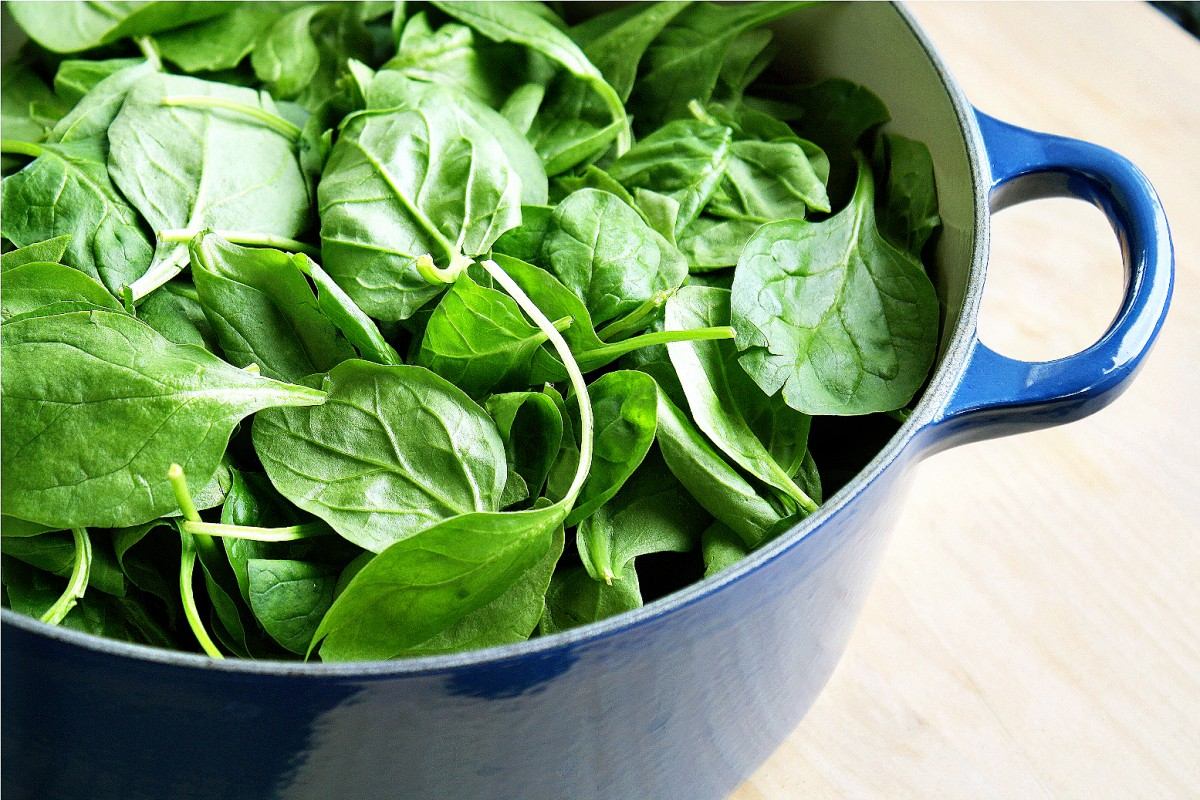 Nutritional Analysis of Spinach
